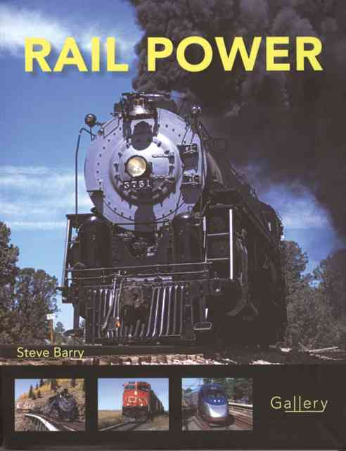 Rail Power By Barry, Steve